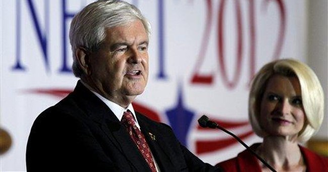 Gingrich reveals income, but not how he earned it