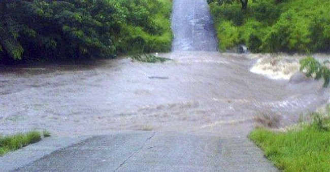 Severe flooding, landslides kill 6 in Fiji