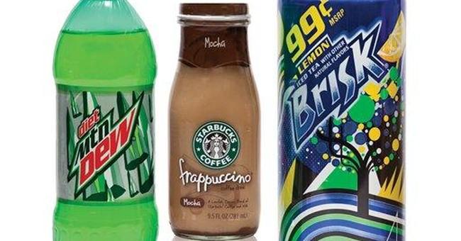 PepsiCo says 3 more brands hit $1B mark