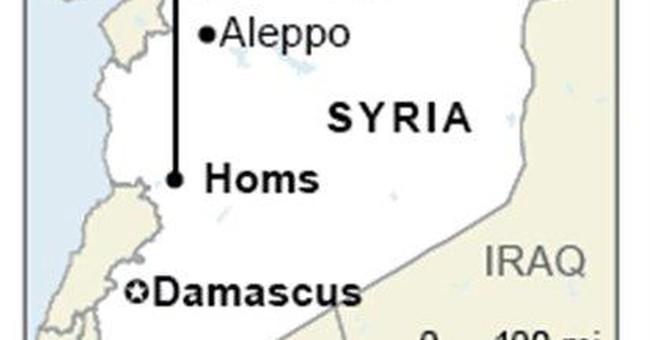 Children among 74 dead in 2 days of Syrian turmoil