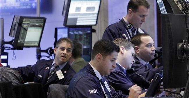 Dow slips to first losing week of 2012