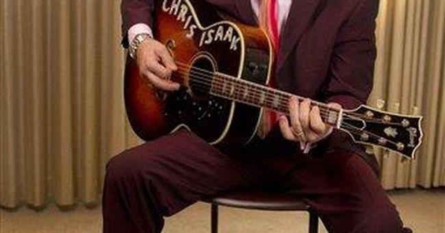 AP Interview: Chris Isaak makes Memphis album