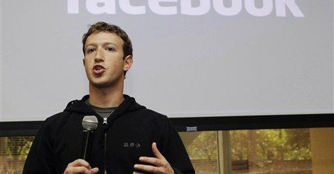 Facebook IPO could value it among top companies