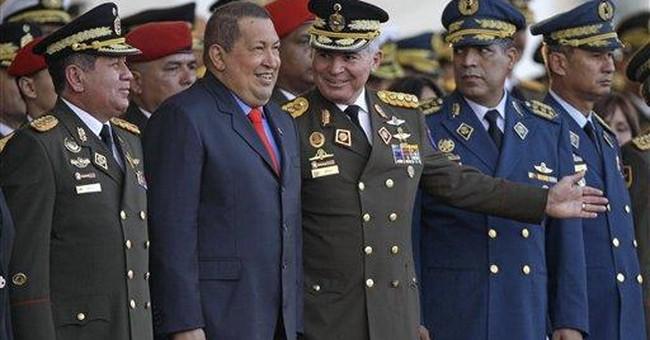 Chavez taps hardline generals for inner circle