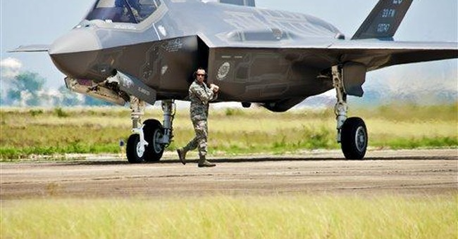 Struggling in US, F-35 fighter pushes sales abroad