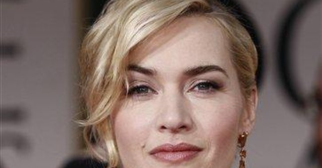 Winslet to receive honorary French 'Cesar'