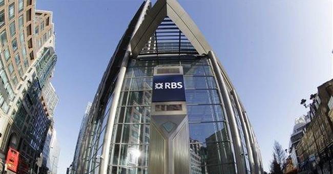 Criticism mounts of RBS bonus for CEO
