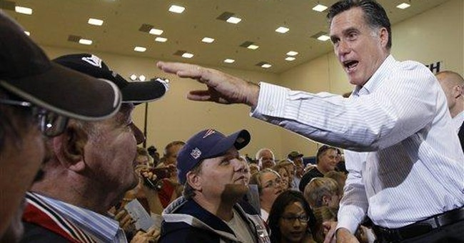 GOP candidates' pitch to voters: I'm your leader