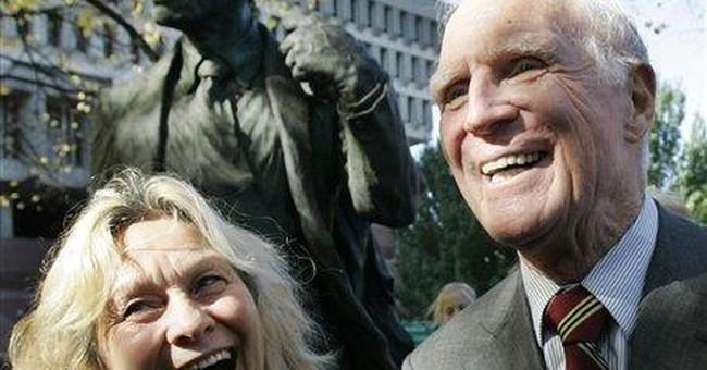 Rep. Barney Frank mourns ex-Boston Mayor White