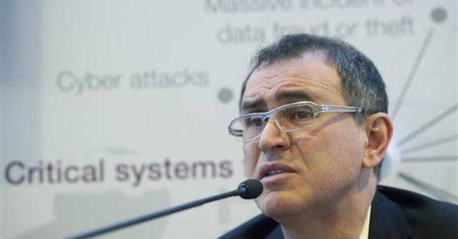 Roubini holds little hope of global economic fix