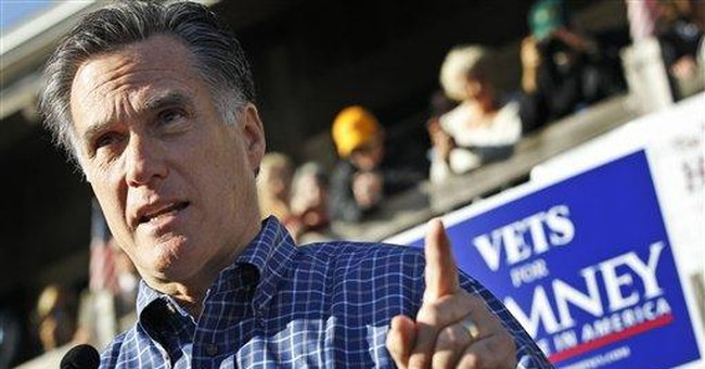 Romney would rank among richest presidents ever