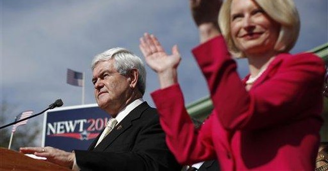 Feisty Gingrich stakes campaign on electability