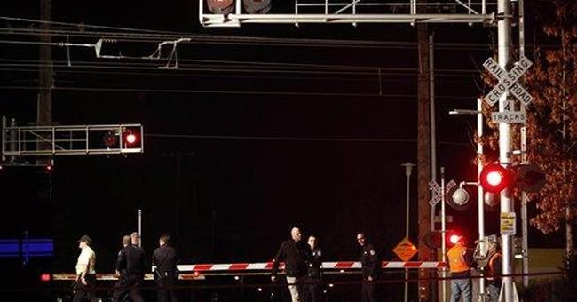 Police focus on SUV in fatal N. Calif. train crash
