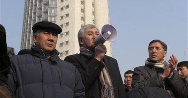 Opposition rally organizers jailed in Kazakhstan