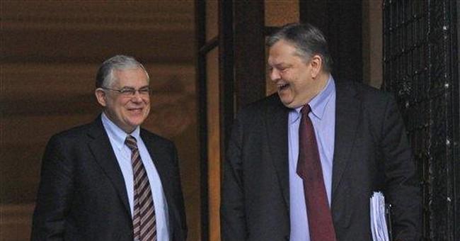 Germans float direct EU control over Greek budget