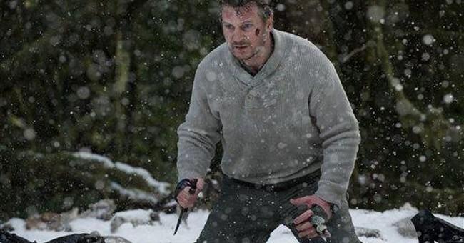 Neeson's 'Grey' mauls box office with $19.7M