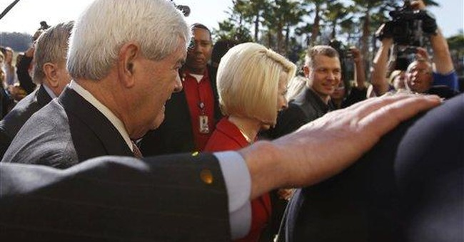 Gingrich wants panel to look at in vitro clinics