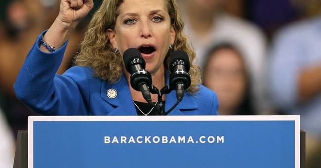 DNC chairwoman mum on 2012 convention fundraising