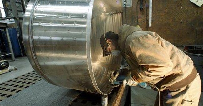 Manufacturing grows at fastest pace in 6 months