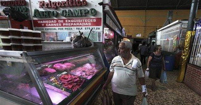 Venezuela's annual inflation at 27.6 percent