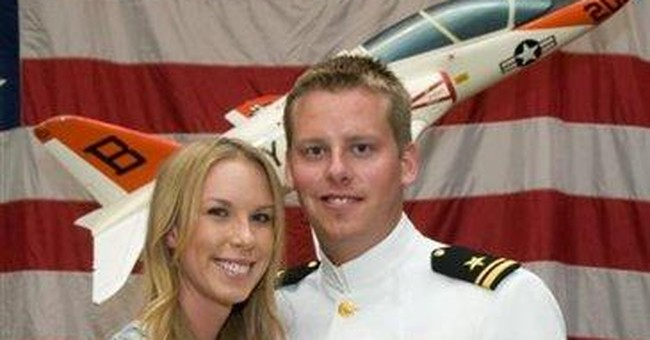 Navy pilot killed self in San Diego murder-suicide
