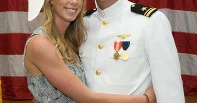 Navy pilot killed self in San Diego murder-suicide