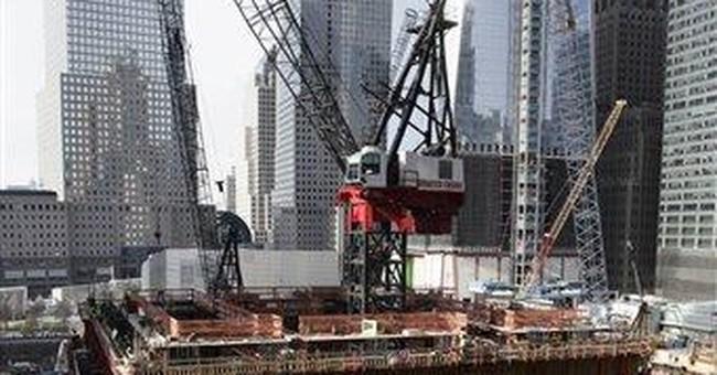 November construction spending rose 1.2 percent