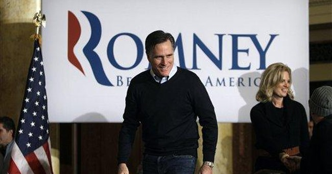 Analysis: Iowa win helps Romney, but lacks luster
