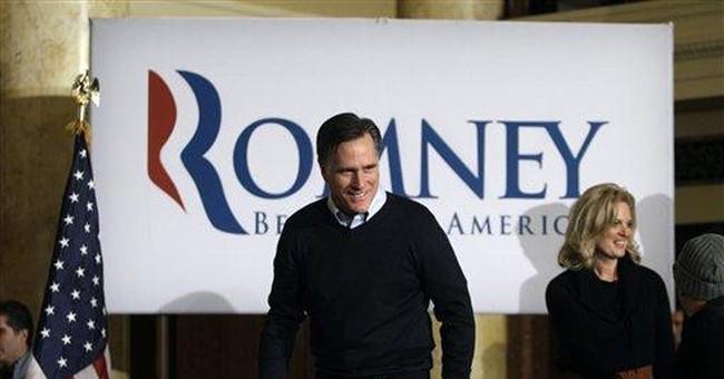 Analysis: Iowa win helps Romney, but lacks luster