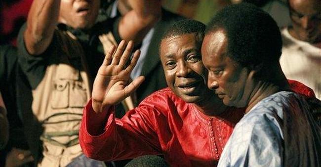 Senegal music star Ndour makes bid for presidency