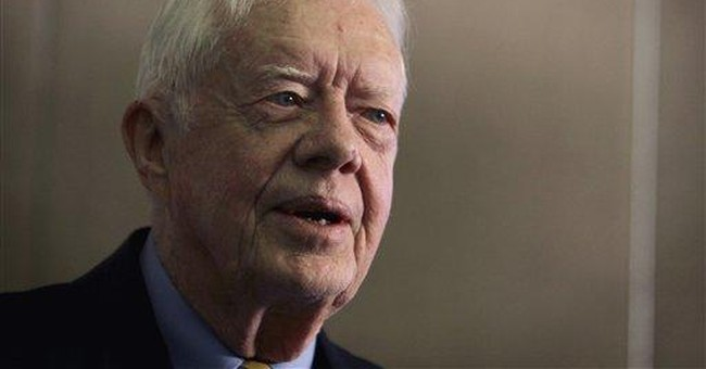 Jimmy Carter's latest book offers lessons in faith