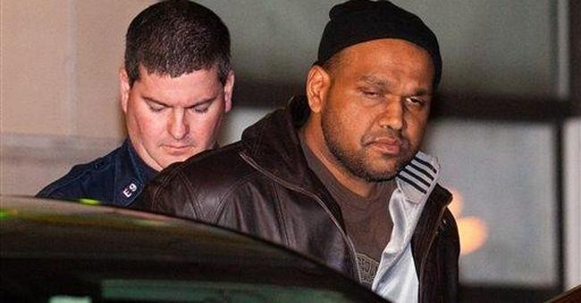 Man arrested in NY Islamic center firebomb attack