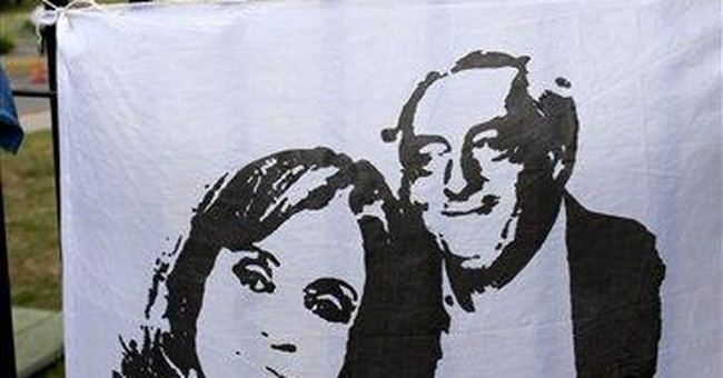 Argentine leader's supporters plan overnight vigil