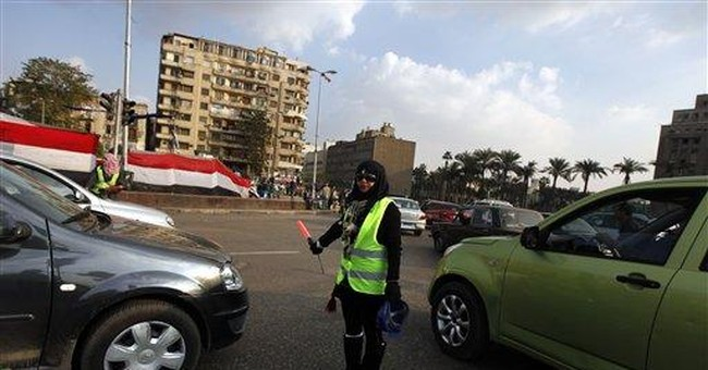 Egyptians vote in final round of election