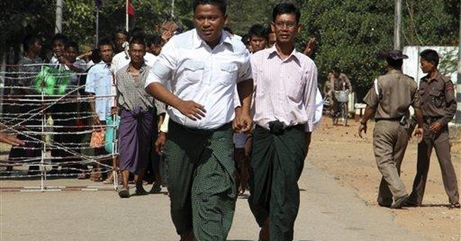 Myanmar's clemency falls short of expectations