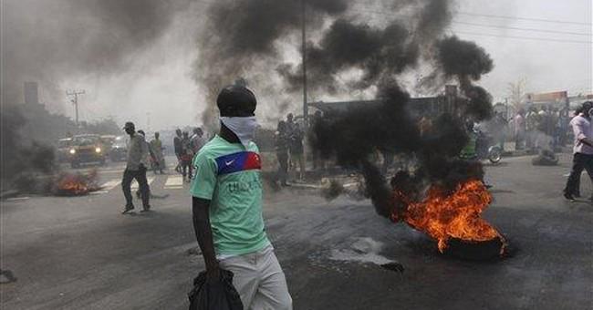 Police break up fuel protest in north Nigeria