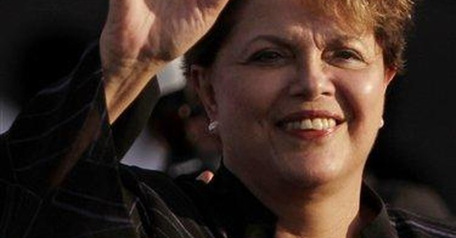 Brazil's Rousseff focuses on economy in Cuba visit