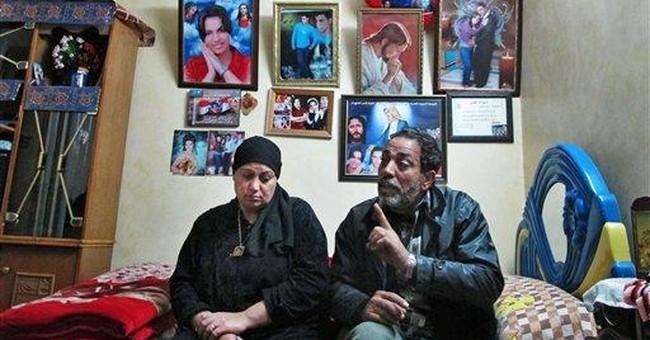 A year later, Egyptian neighborhood awaits justice