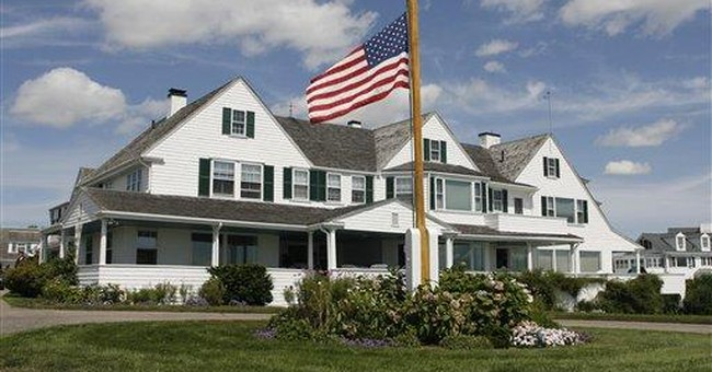 House at Mass. Kennedy compound given to institute