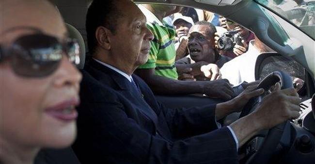Rights groups blast Haiti judge on Duvalier case