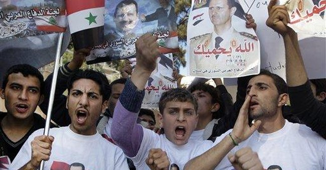 Protesters storm 5 of Syria's embassies