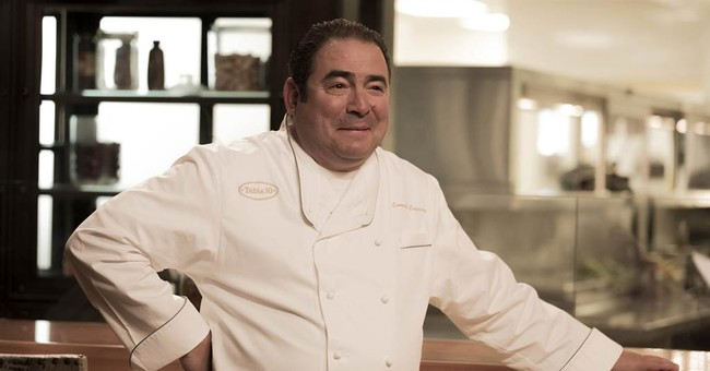 TV chef Emeril talks boudin, beer and New Orleans