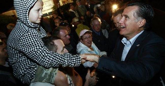 Romney confident as Florida prepares to vote