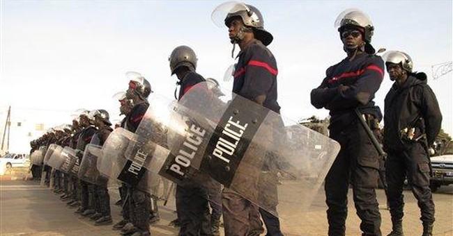 1 dead as Senegal protest turns violent