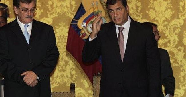 Ecuador announces $1.7 billion oil investment