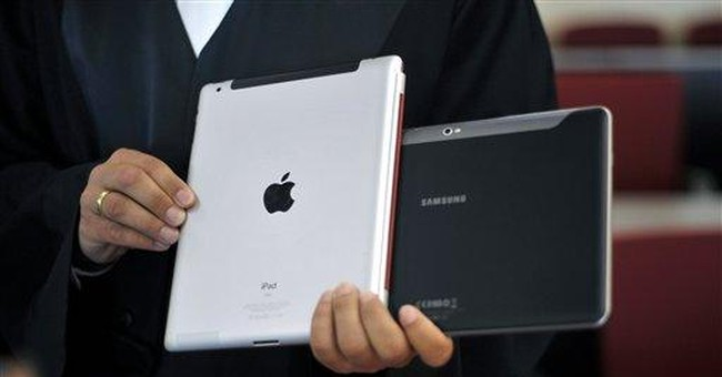 EU probes Samsung, Germany blocks its tablets