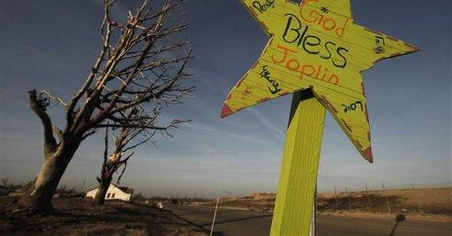 Talk of 'tornado tourism' stirs anger in Joplin