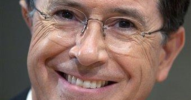 Colbert's Super PAC has raised over $1 million