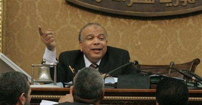 Egypt justice minister rebuffs US envoy