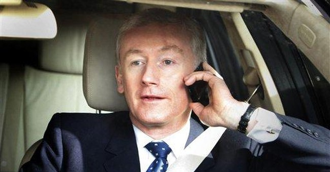 Ex-RBS CEO Fred Goodwin stripped of knighthood
